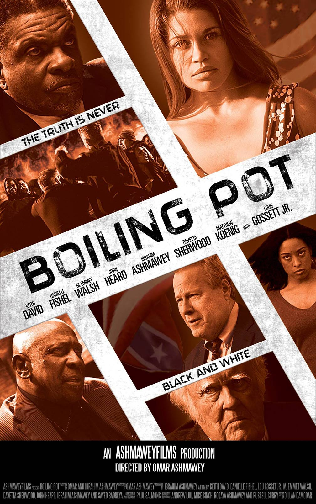 Boiling Pot Poster #1