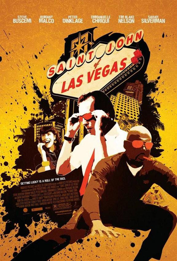 Saint John of Las Vegas Poster #1