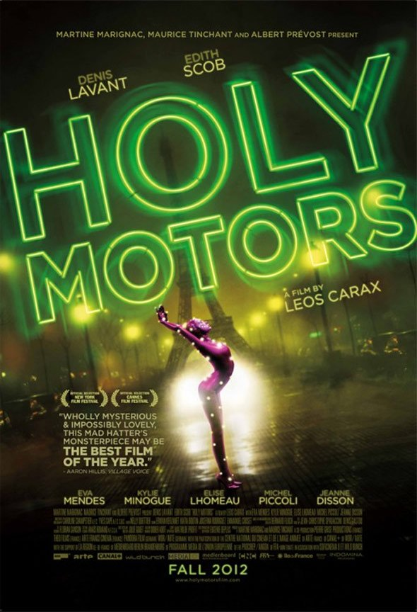 Holy Motors Poster #1