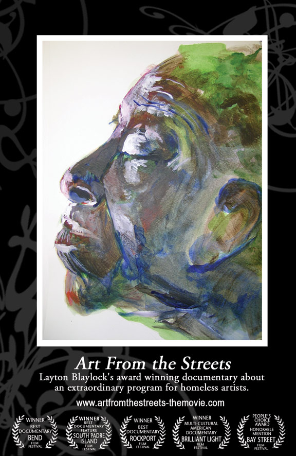 Art From the Streets Poster #1