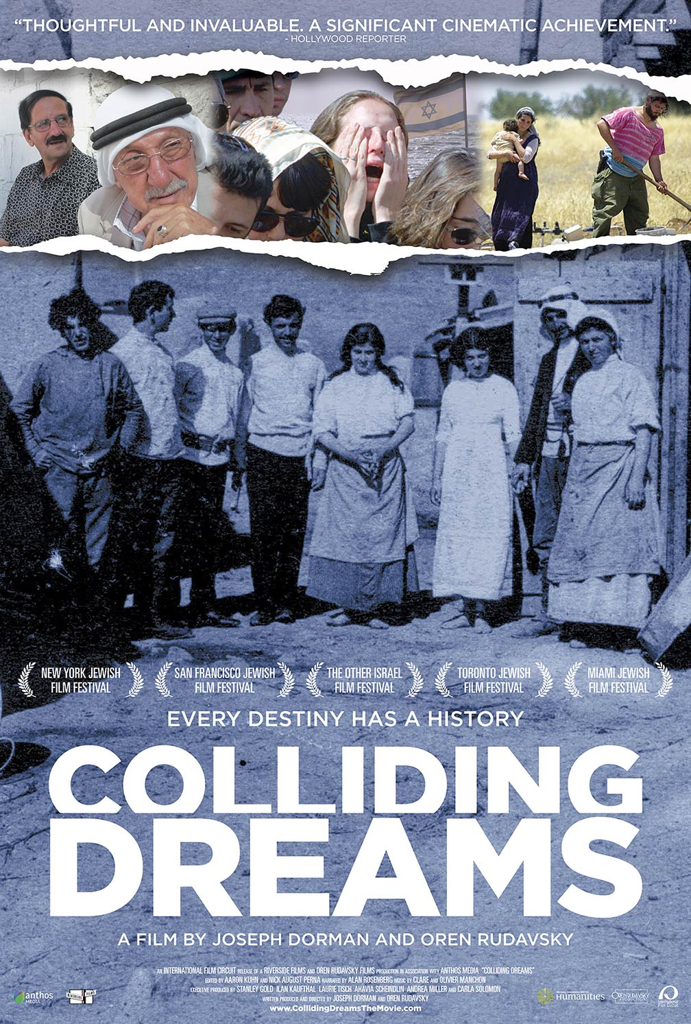 Colliding Dreams Poster #1