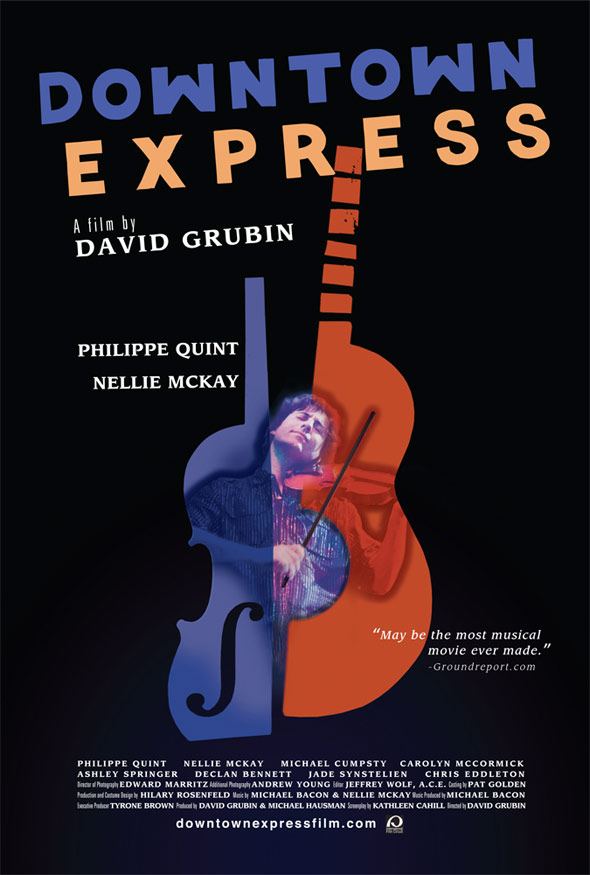 Downtown Express Poster #1