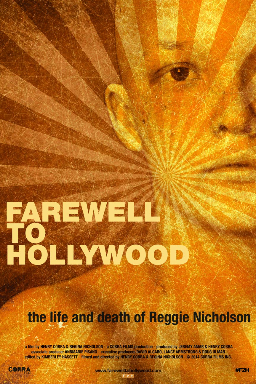Farewell to Hollywood Poster #1
