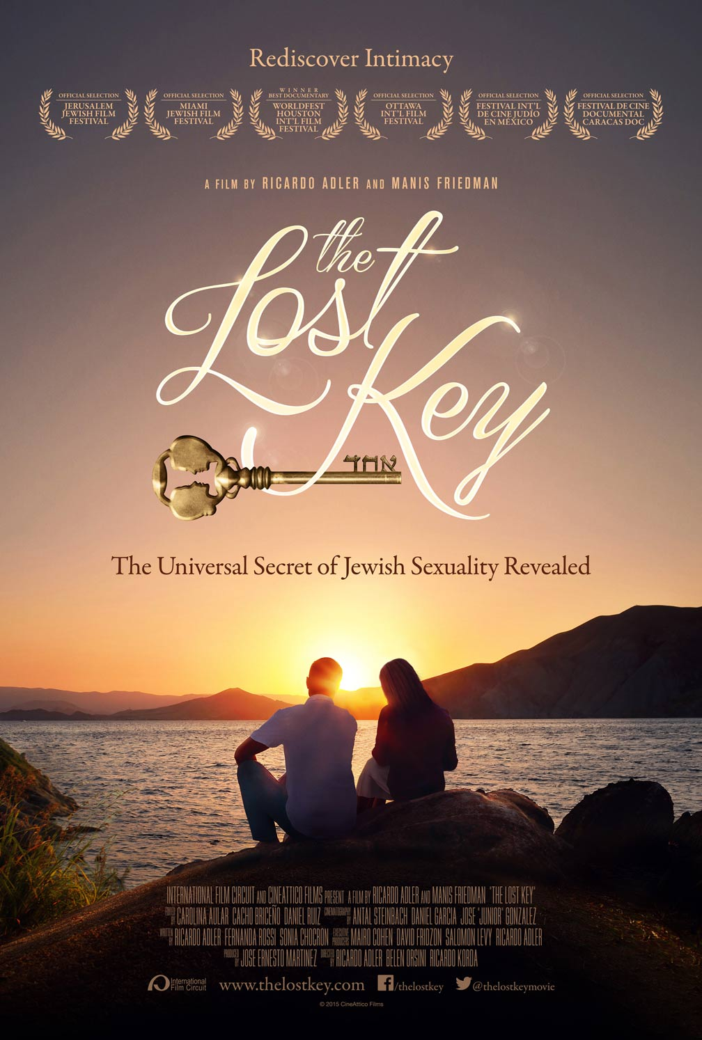 The Lost Key Poster #1