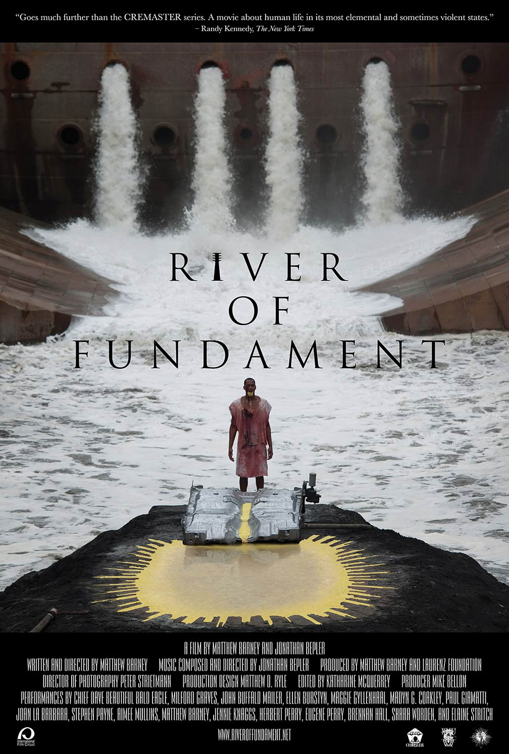 River of Fundament Poster #1
