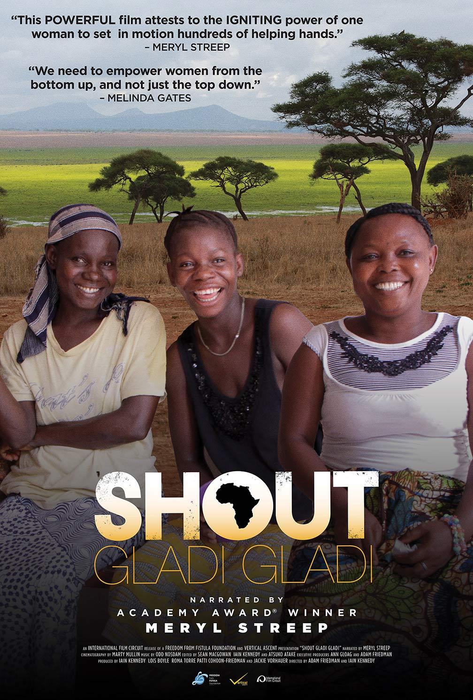 Shout Gladi Gladi Poster #1