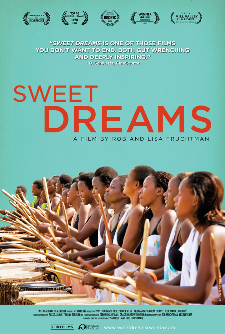 Sweet Dreams Poster #1