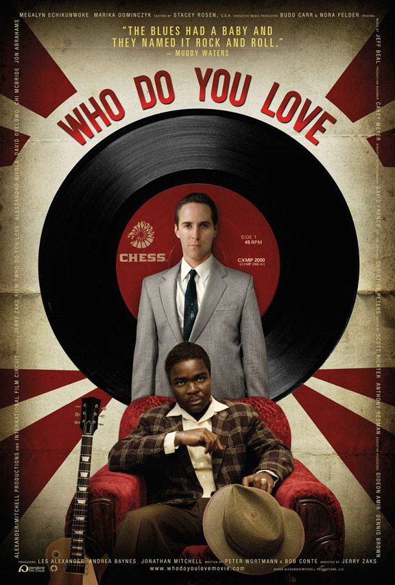 Who Do You Love Poster #1