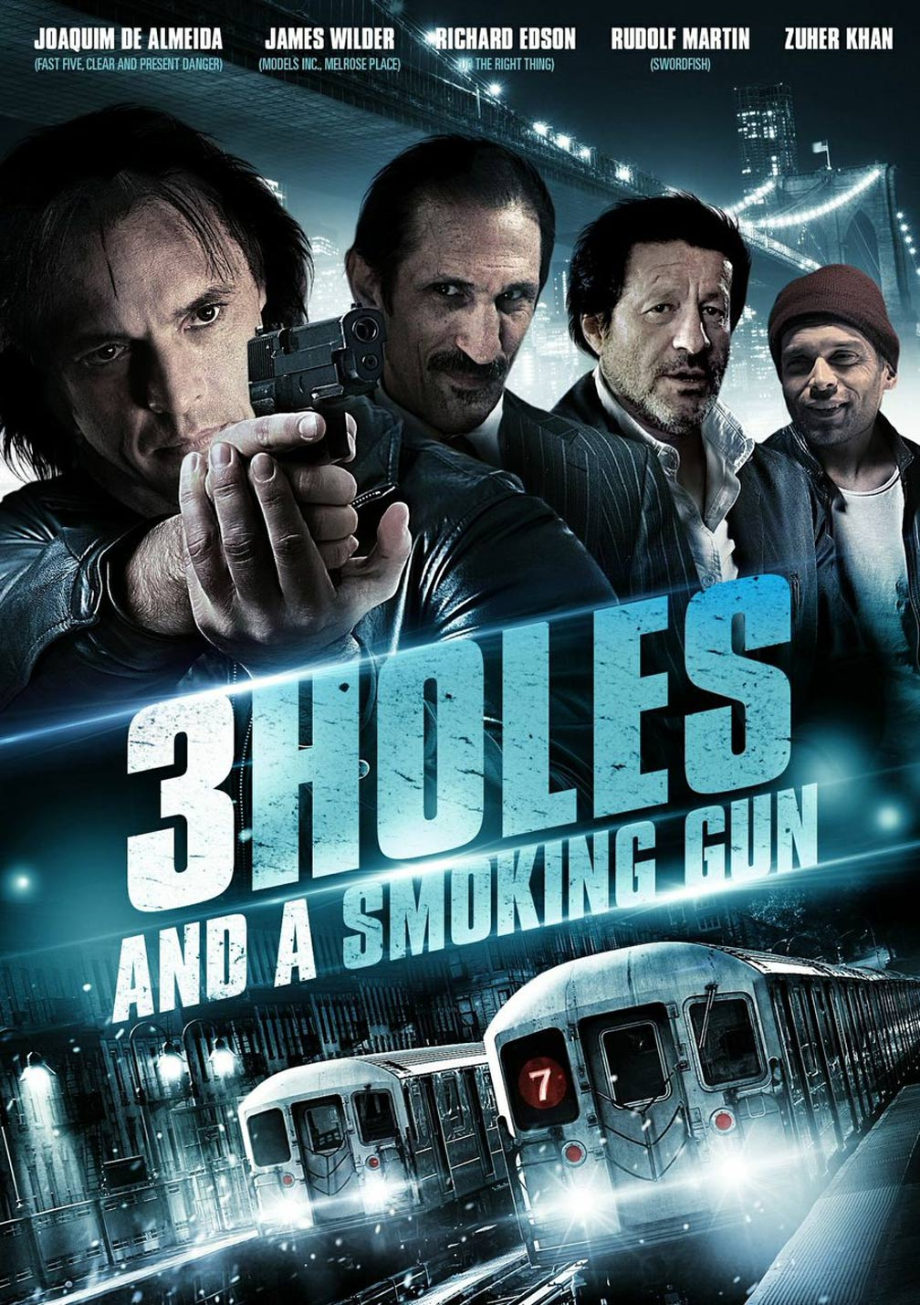 3 Holes and a Smoking Gun Poster #1