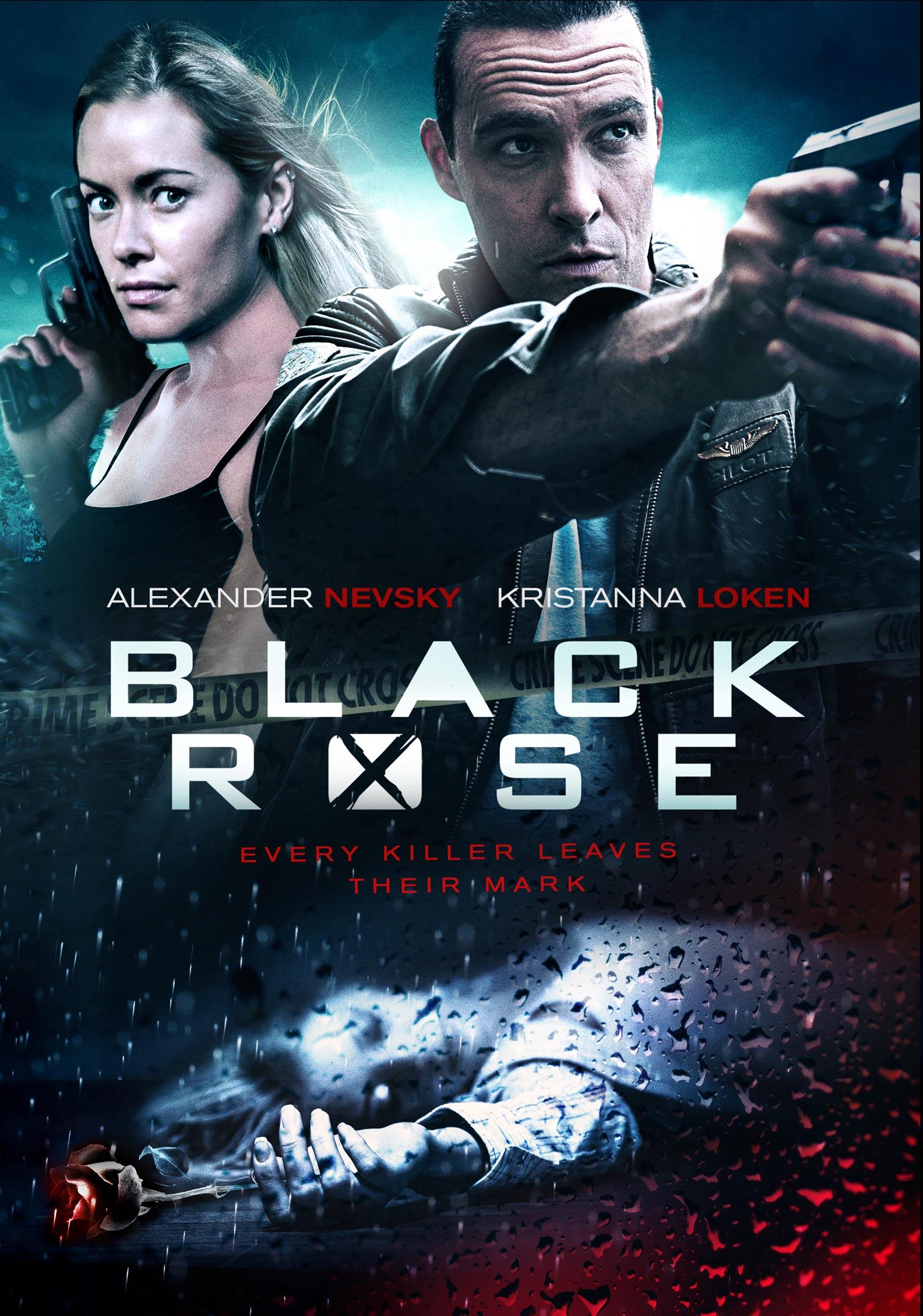 Black Rose Poster #1
