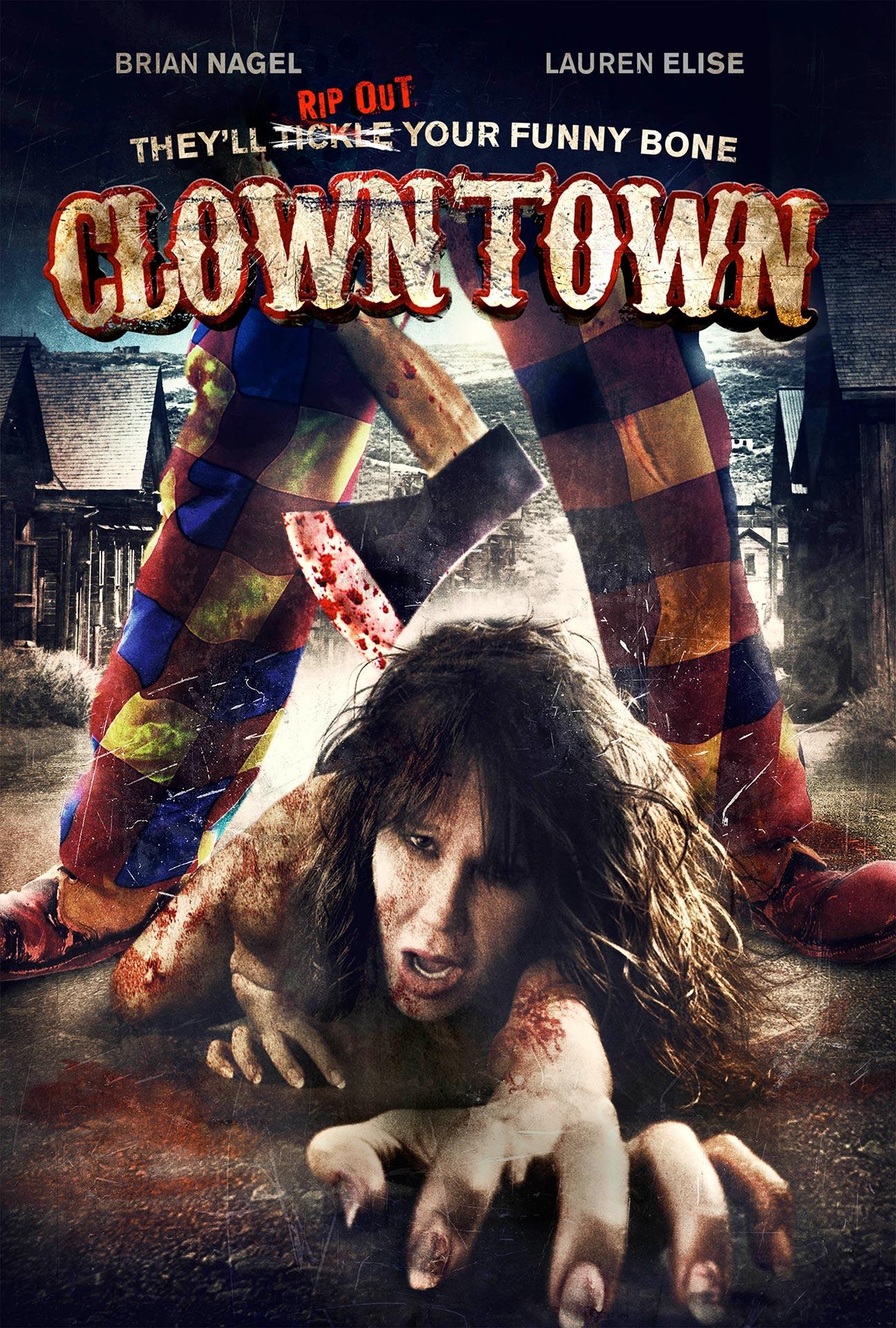 ClownTown Poster #1