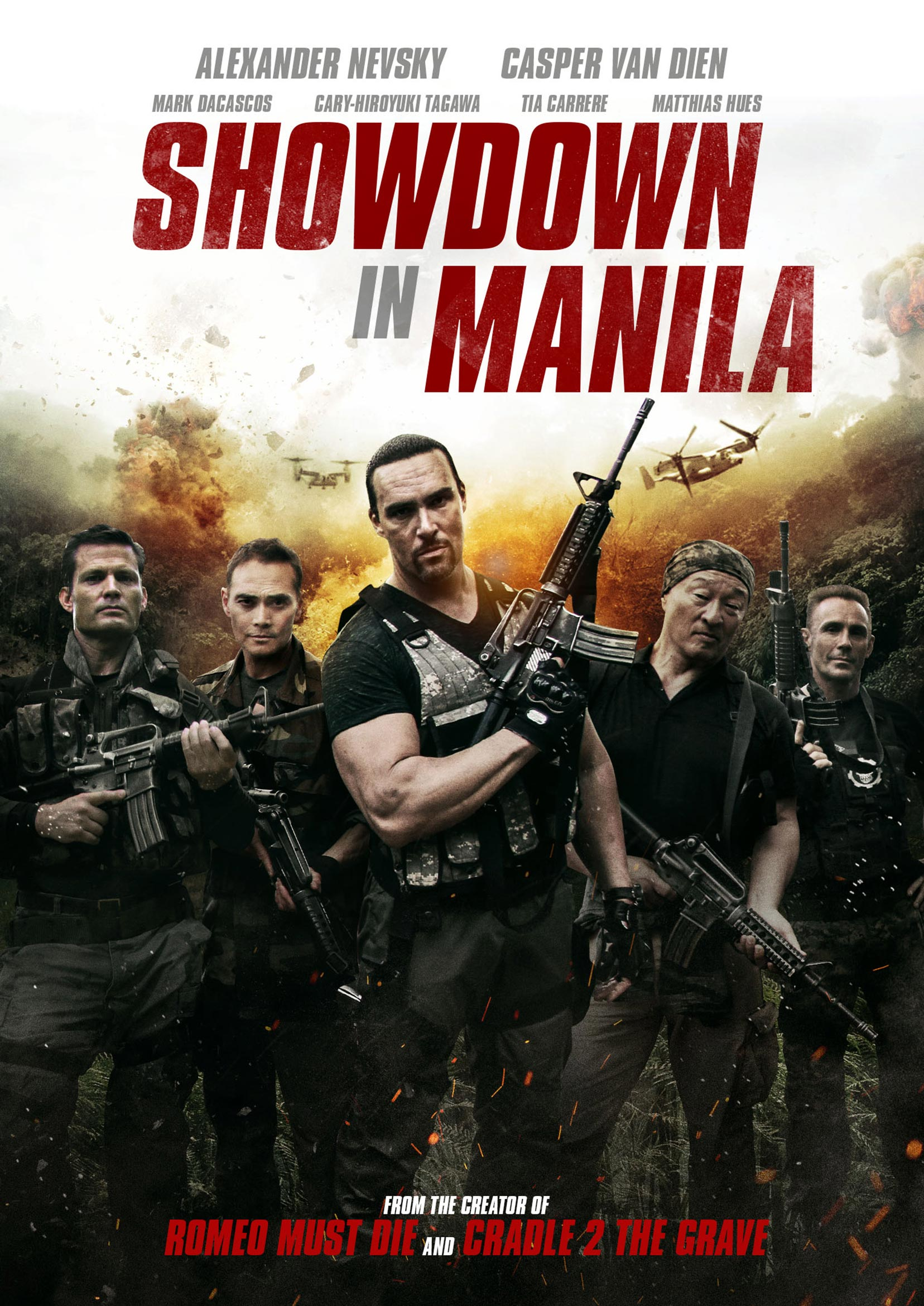 Showdown in Manila Poster #1