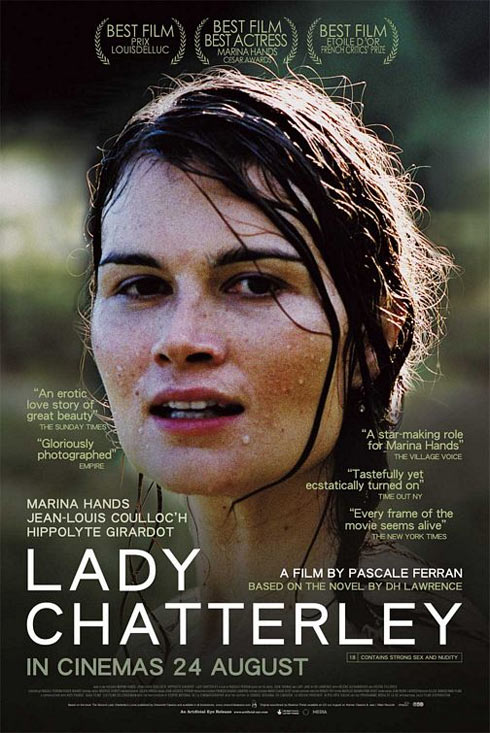 Lady Chatterley Poster #1