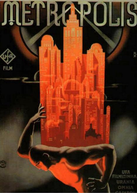 Metropolis Poster #1