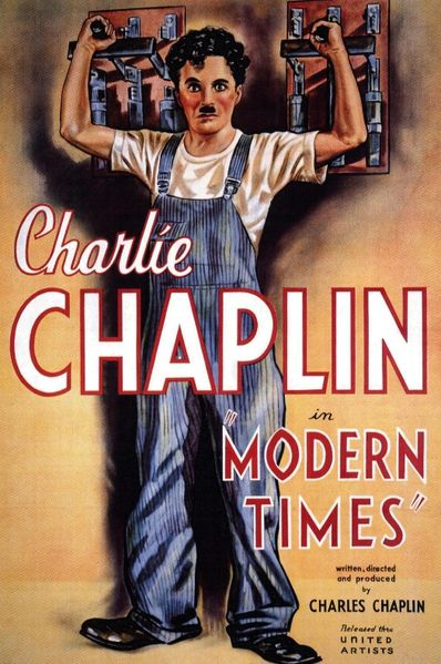Modern Times Poster #1