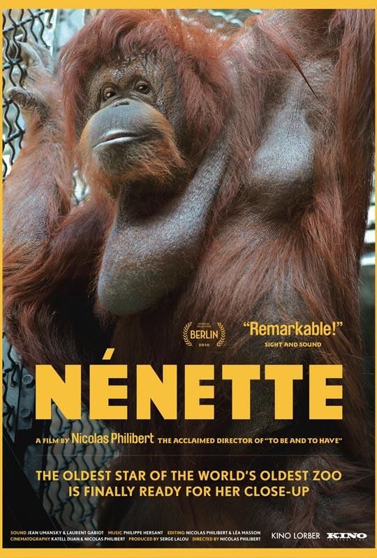 Nénette Poster #1