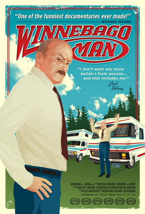 Winnebago Man Poster #2