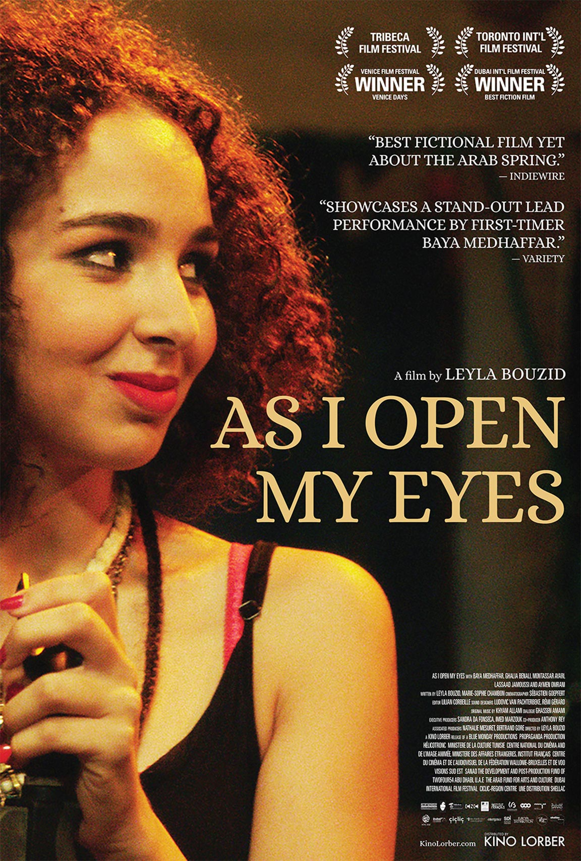 As I Open My Eyes Poster #1