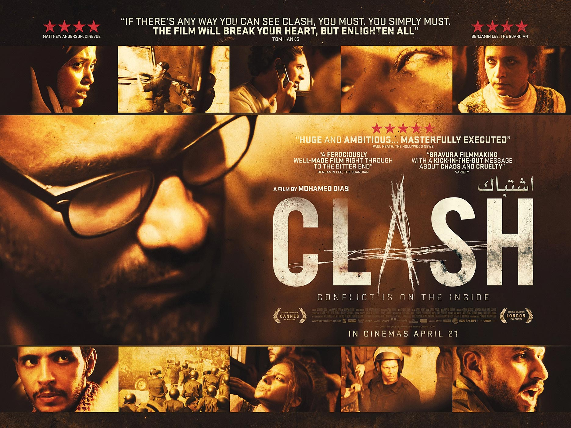 Clash Poster #3