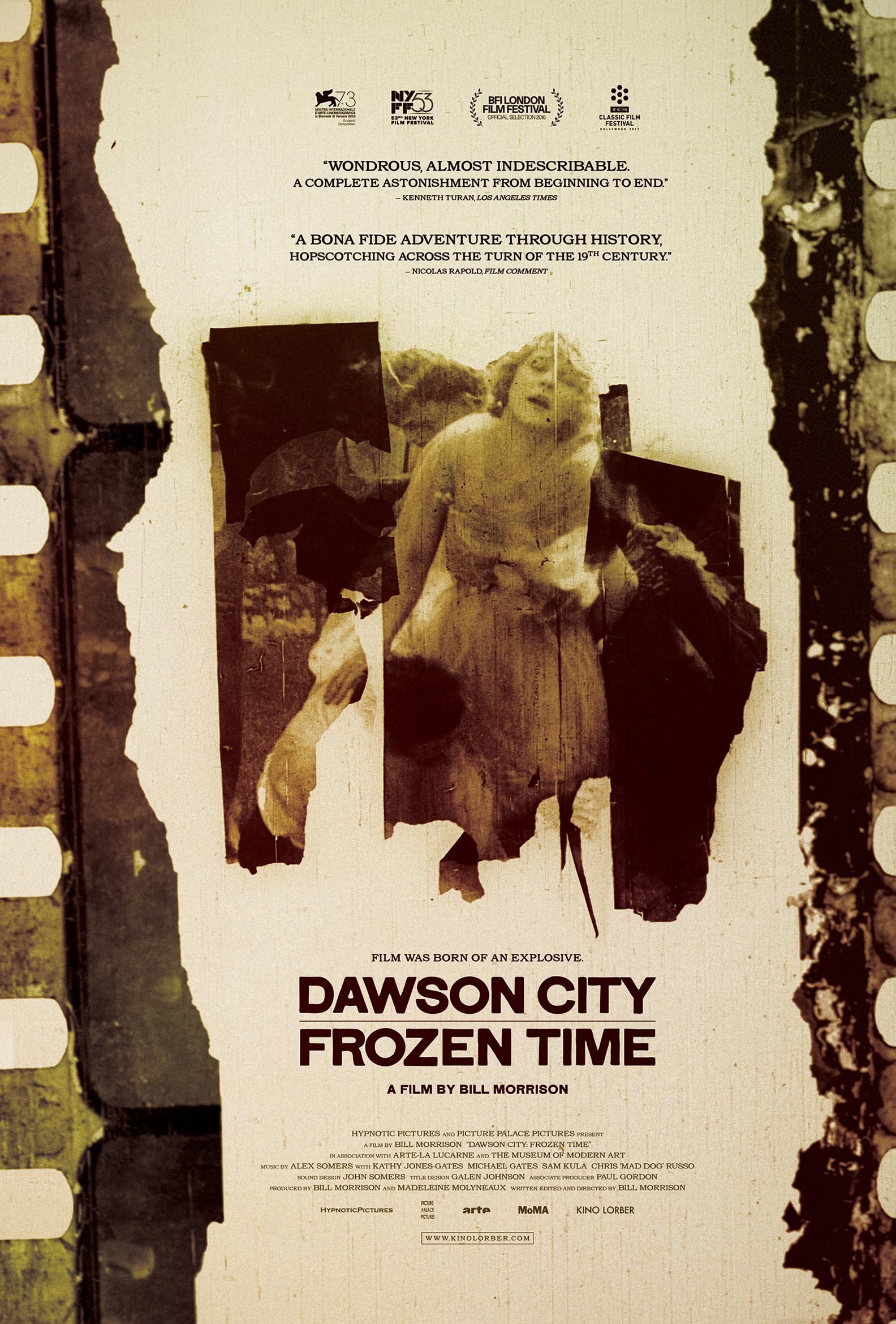 Dawson City: Frozen Time Poster #1
