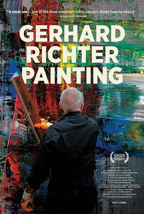 Gerhard Richter - Painting Poster #1