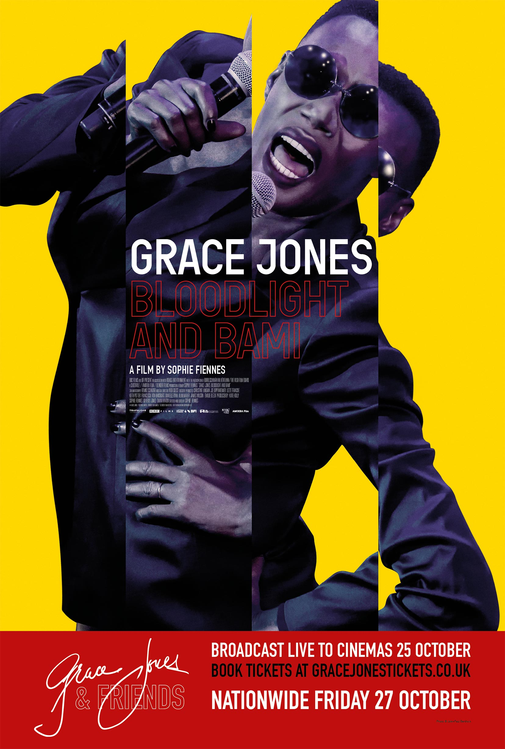 Grace Jones: Bloodlight and Bami Poster #1