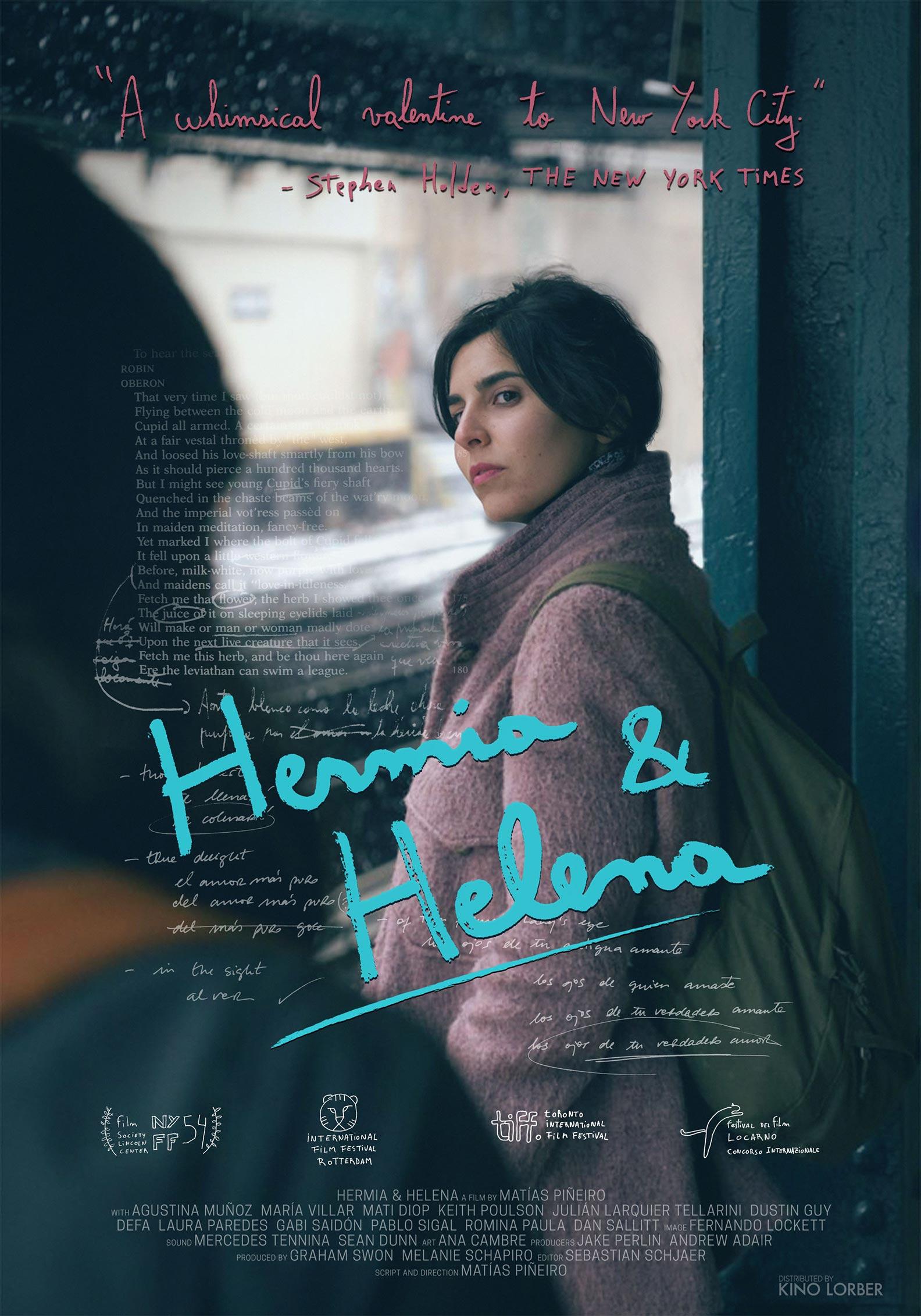Hermia & Helena Poster #1