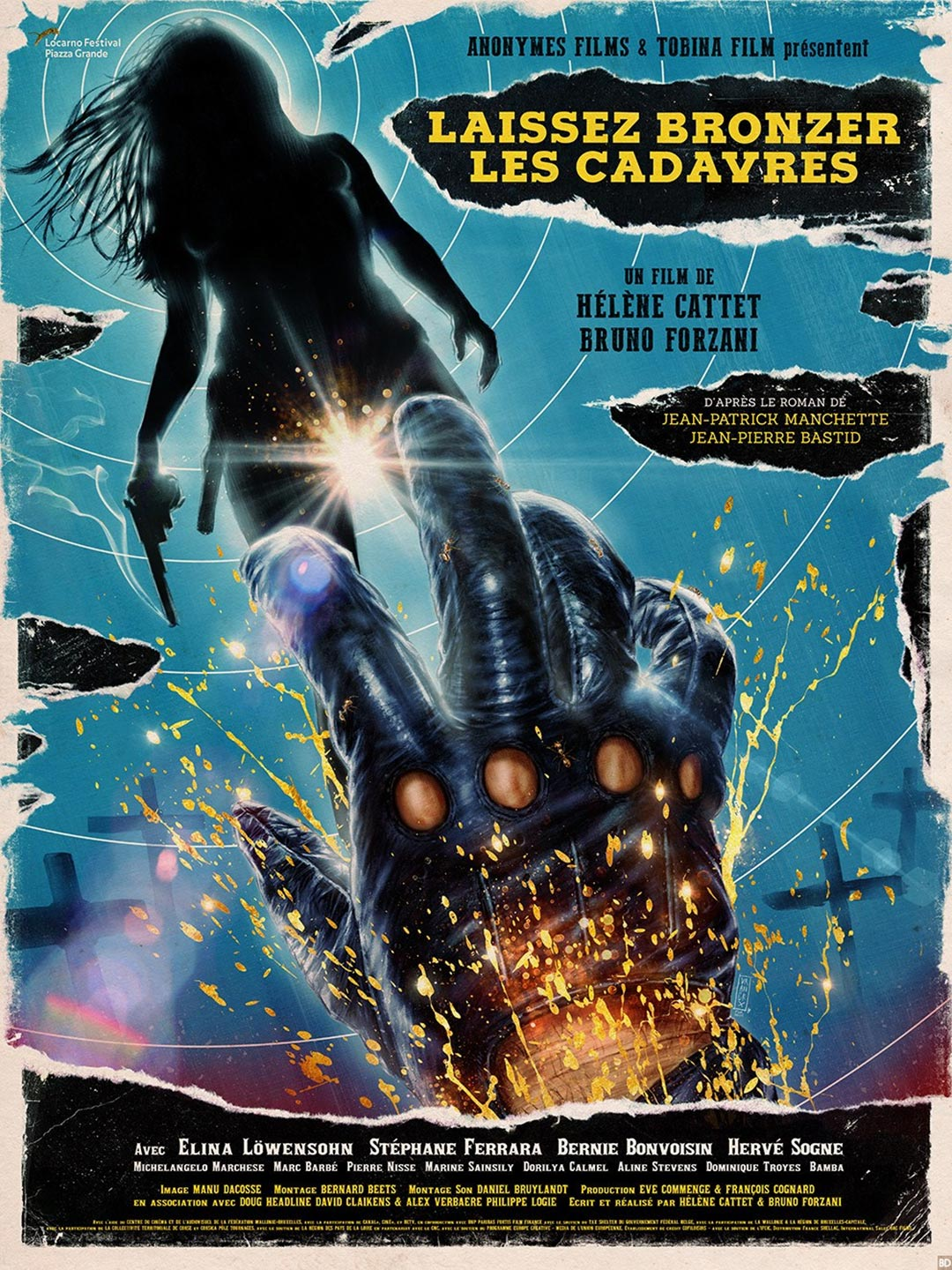 Let the Corpses Tan Poster #1