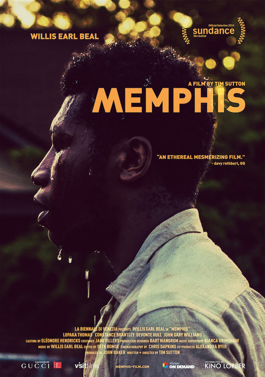 Memphis Poster #1