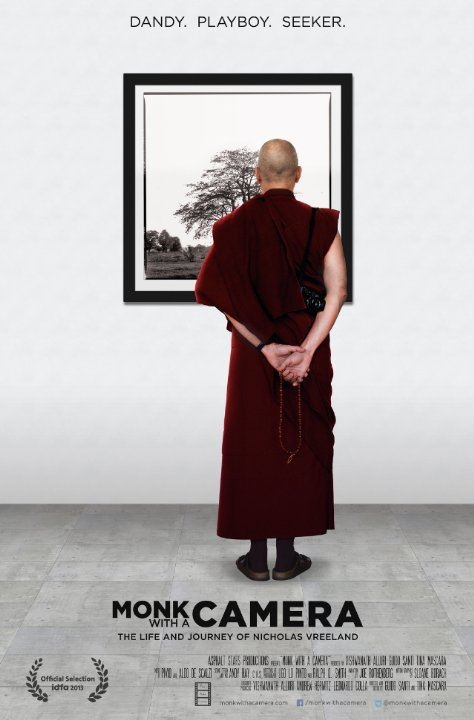 Monk With A Camera Poster #1