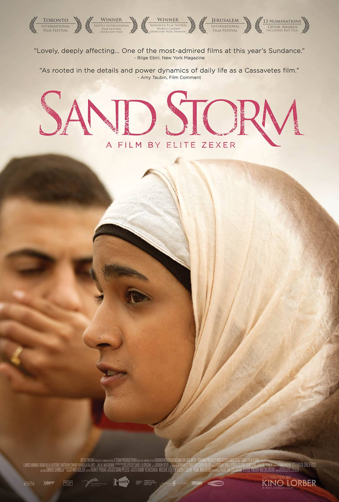 Sand Storm Poster #1