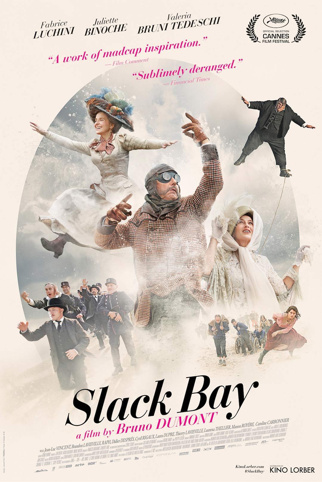 Slack Bay Poster #1