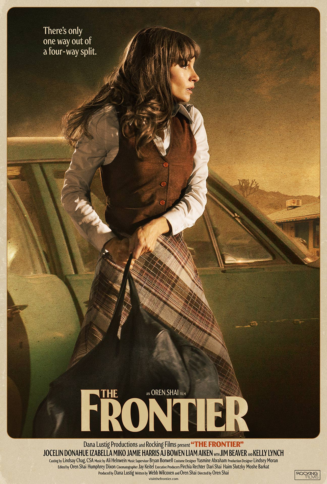 The Frontier Poster #1