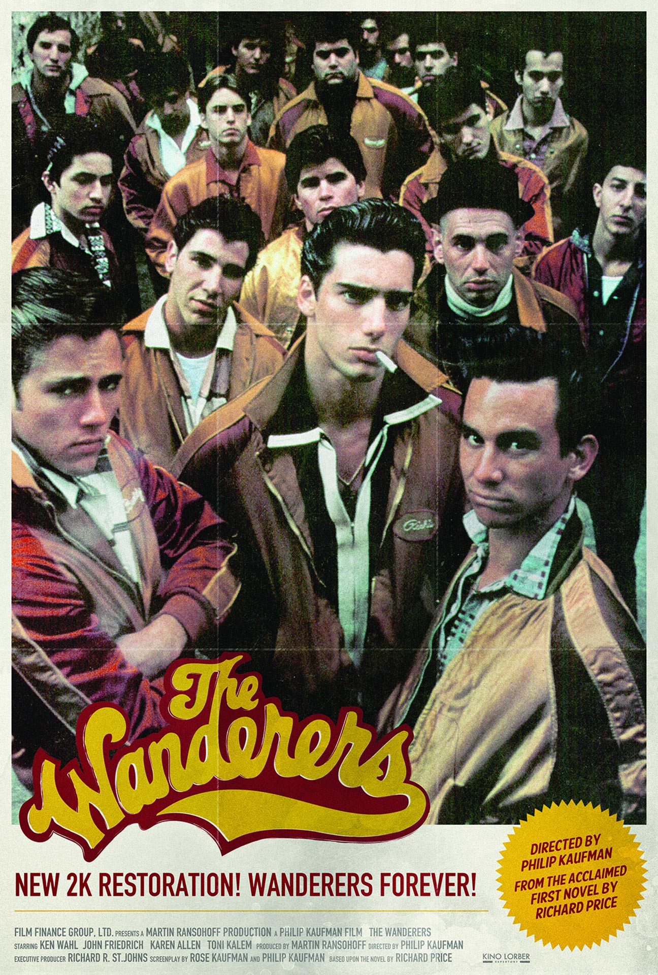 The Wanderers Poster #1