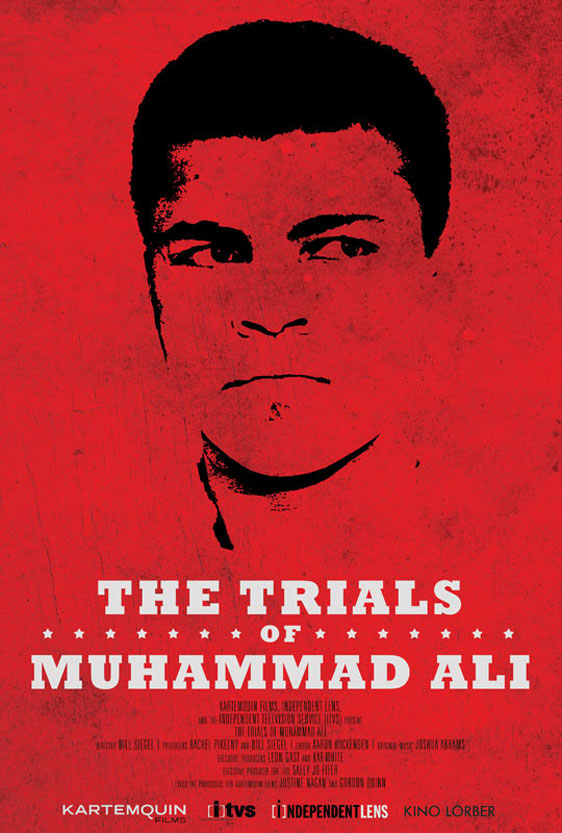 The Trials of Muhammad Ali Poster #1