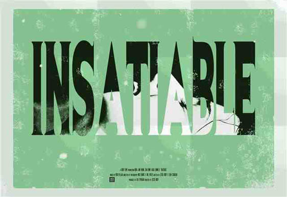 Insatiable Poster #1