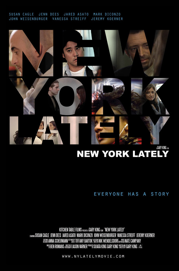 New York Lately Poster #1