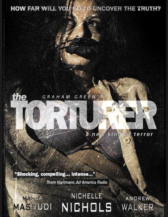 The Torturer Poster #1