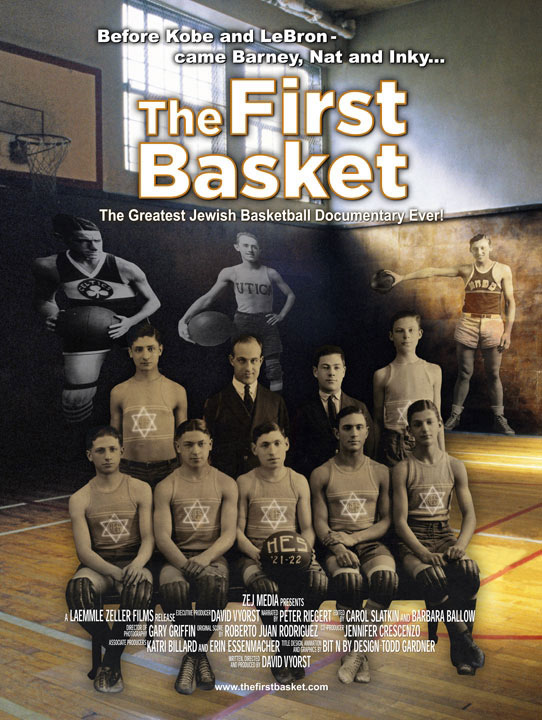 The First Basket Poster #1