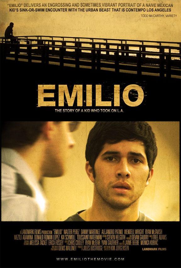 Emilio Poster #1