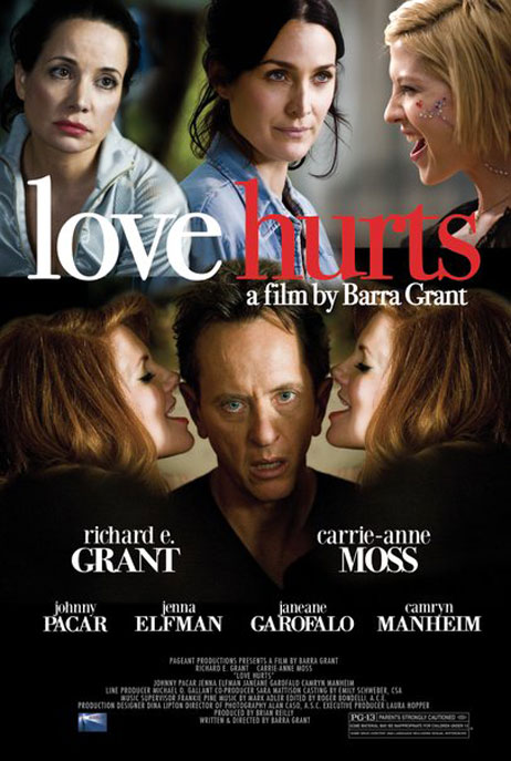 Love Hurts Poster #2