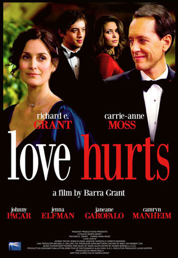 Love Hurts Poster #1