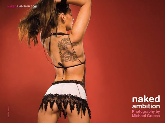 Naked ambition an r rated look images 82