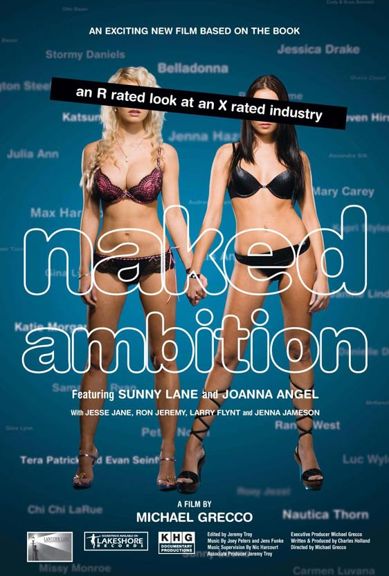 Naked Ambition, An R-Rated Look At An X-Rated Industry Poster #5