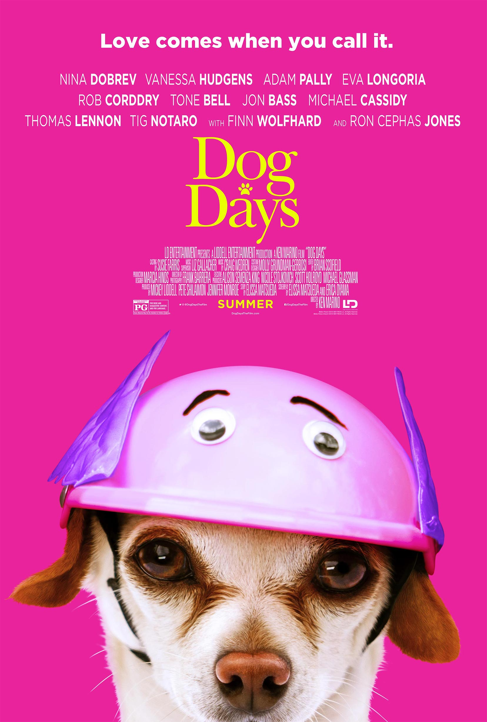 Dog Days Poster #1