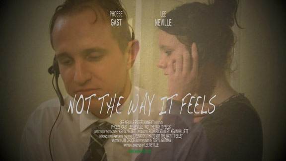 Not the Way It Feels Poster #1