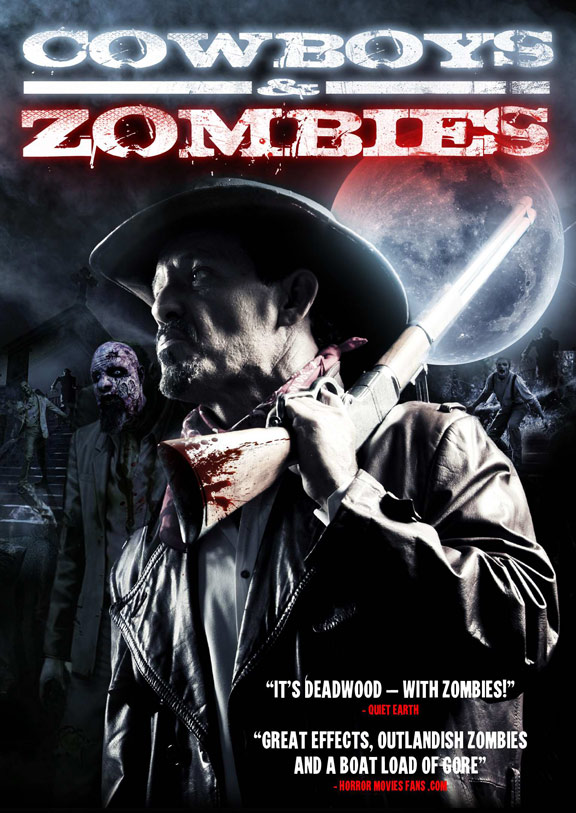 Cowboys & Zombies Poster #1