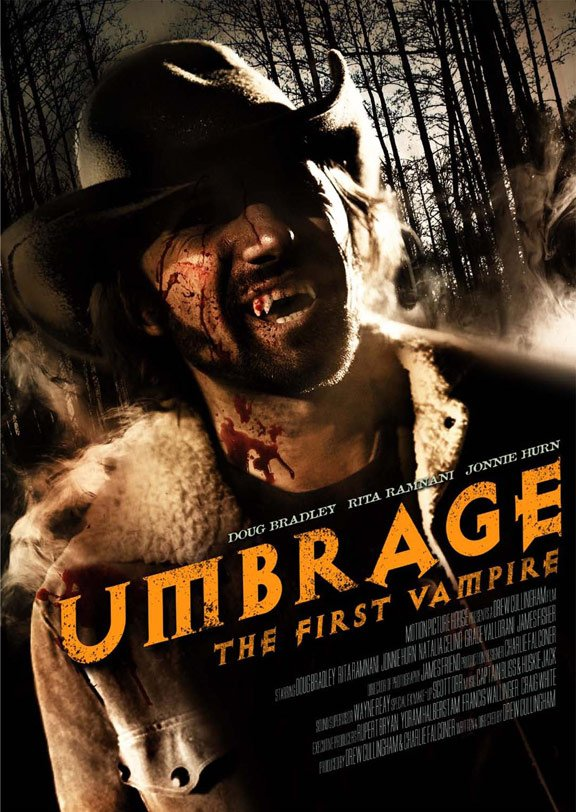 Umbrage: The First Vampire Poster #1