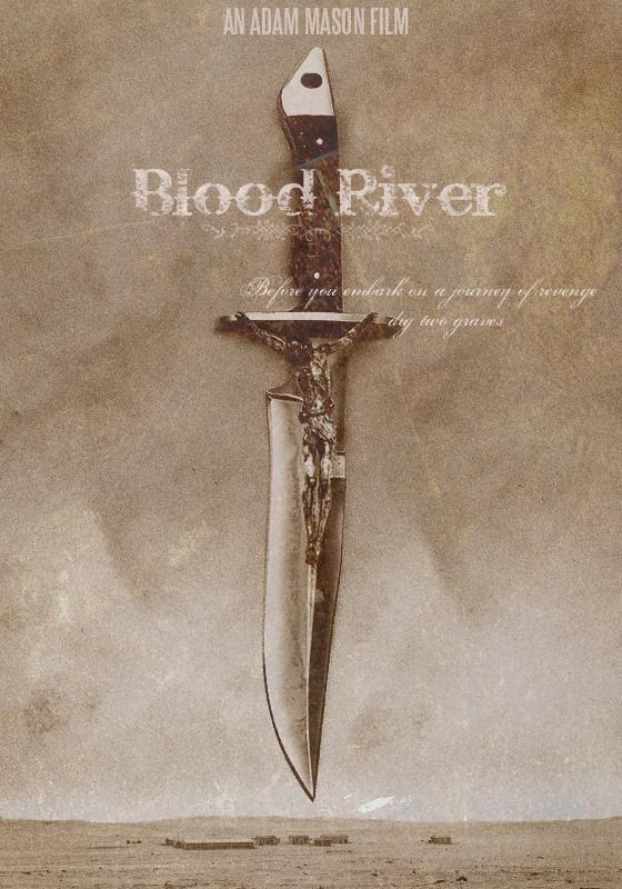 Blood River Poster #1