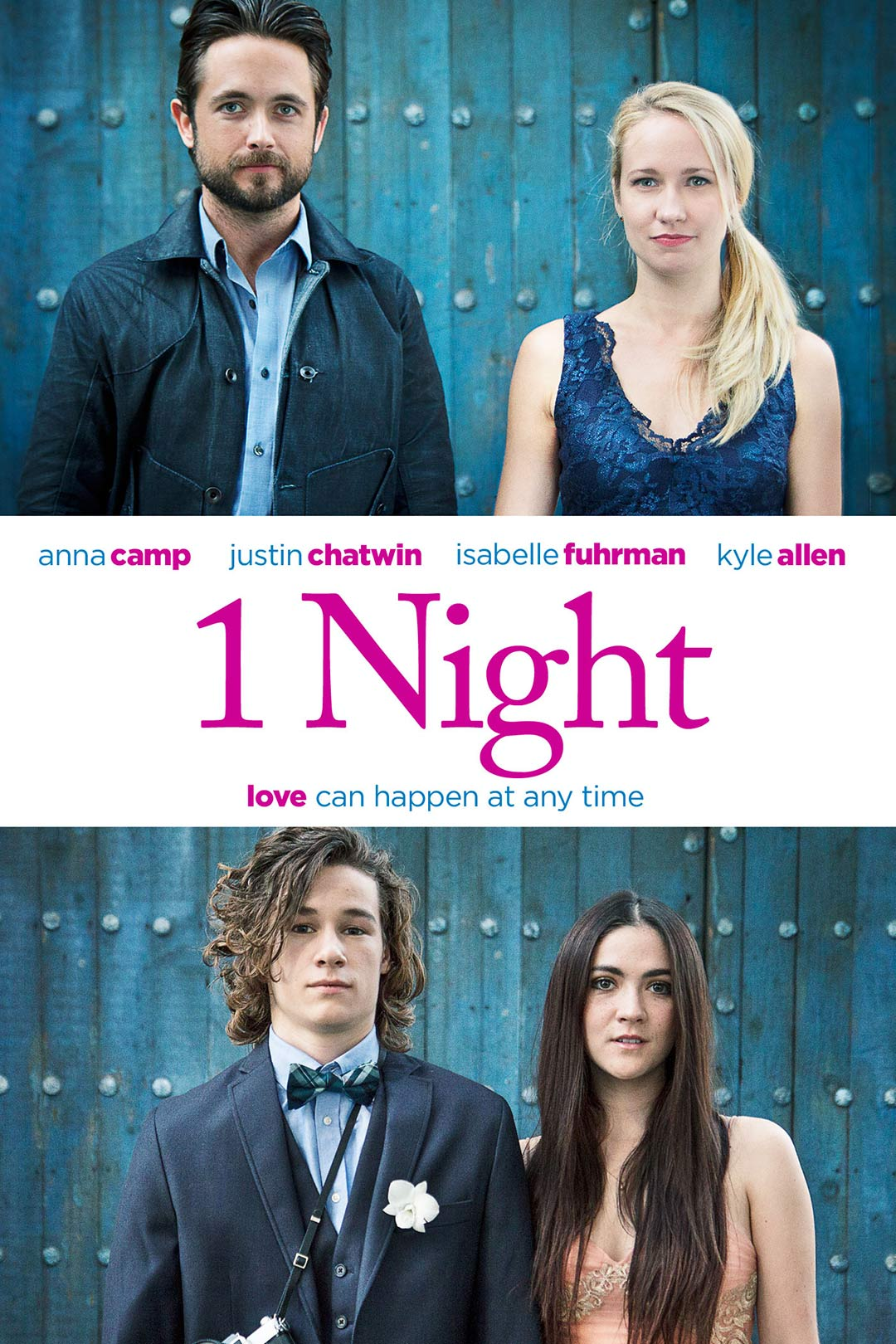 1 Night Poster #1